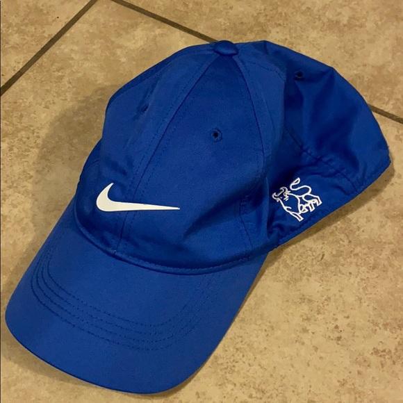 NIKE running golf dri fit hat